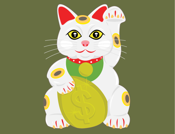 Free Lucky Cat ...