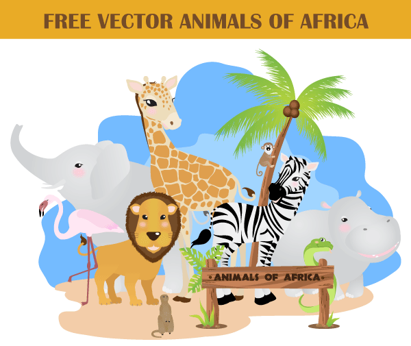 animals clipart pack - photo #18