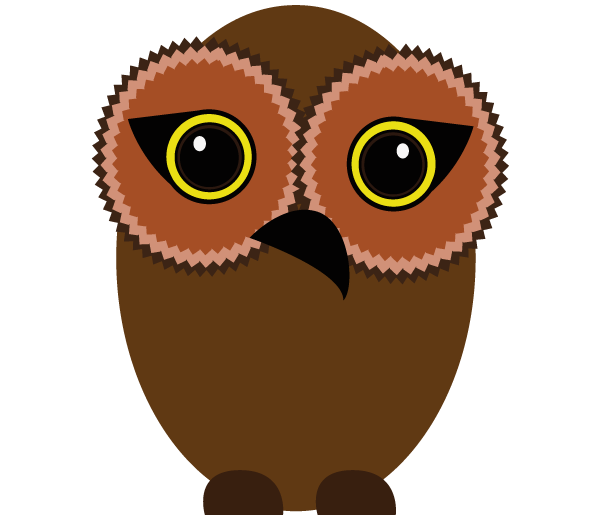 Owl Free Vector Art