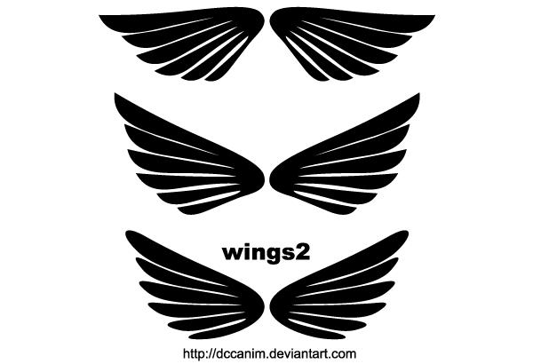 Clip Art Wing Clip Art wings clip art download free vector vectors art