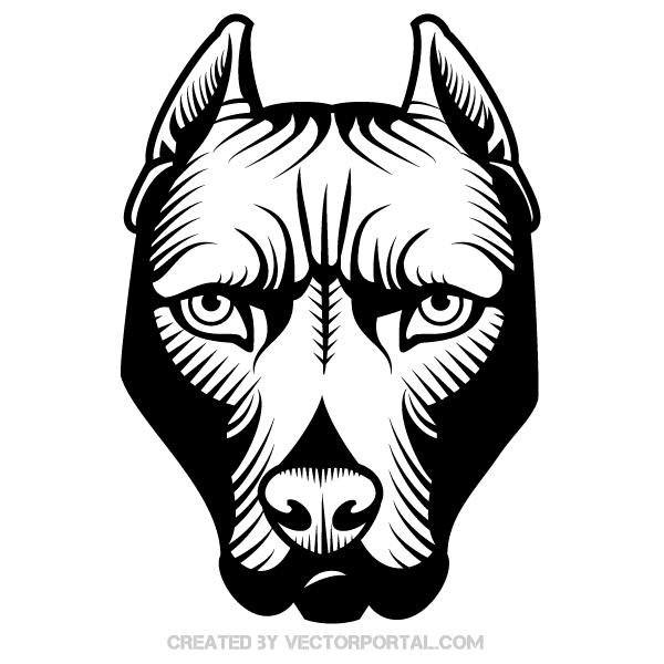 Dog Vector Graphics Download Free Vector Art Free Vectors