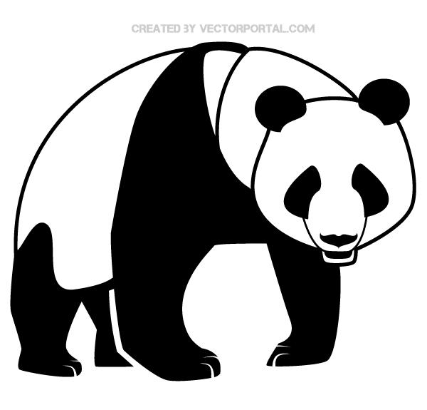 Pics Photos Panda Silhouette