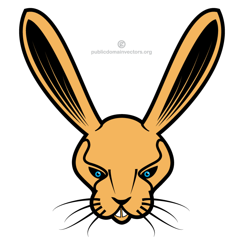Rabbit Free Vector Art | Download Free Vector Art | Free-Vectors