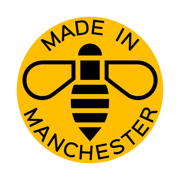 ... Manchester Bee Logo Design | Download Free Vector Art | Free-Vectors