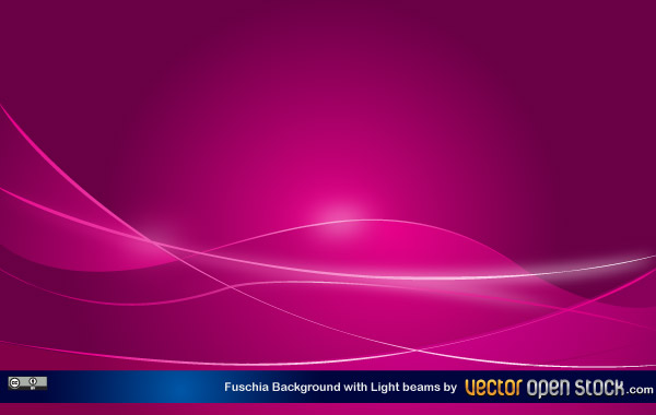 Fuchsia Background Vector