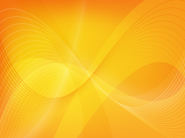 Orange Vector Background Abstract Orange Backgr...
