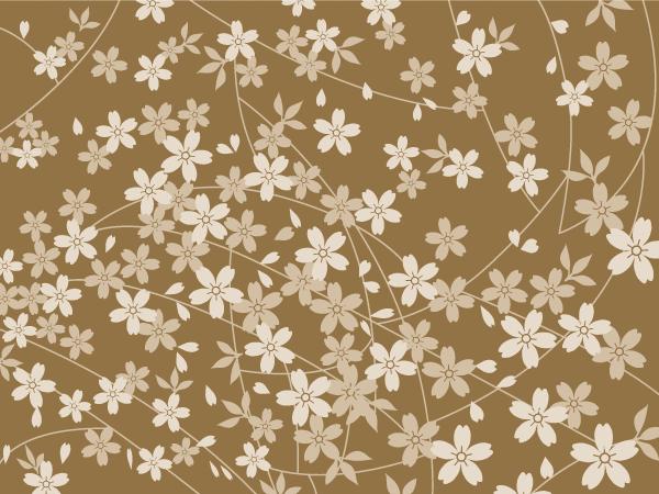 Japanese Vector Wallpaper Japanese Cherry Blossom Free