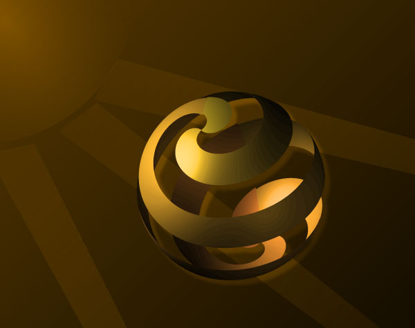 how to make a sphere illustrator