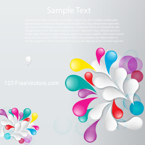 Abstract Backgrounds Vectors Vector Floral Abstract