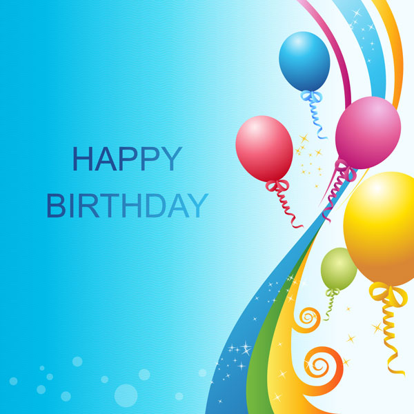 Happy Birthday Templates Free