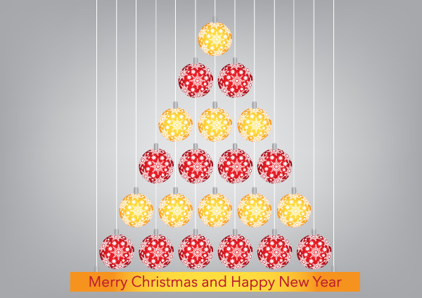 merry christmas and happy new year clip art free - photo #34