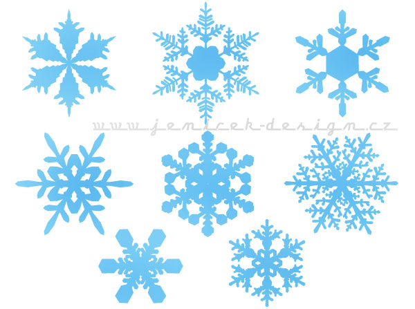 Snowflakes Vector | Download Free Vector Art | Free-Vectors