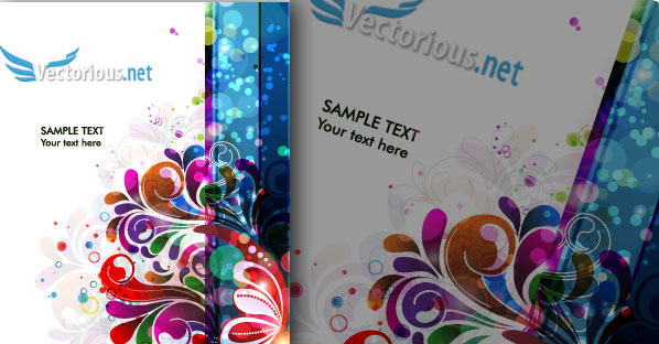 Abstract Colorful Background Vector Illustration!