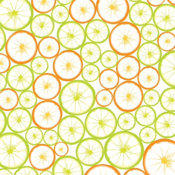 vector orange slice background download free vector art free vectors
