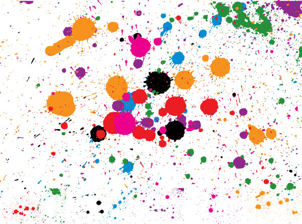 Vector Splatter Pack | Download Free Vector Art | Free-Vectors