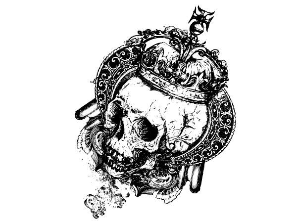 [Fiche Perso] Djüra, le mohawk venu d'ailleurs 008_crown-skull-vector-l