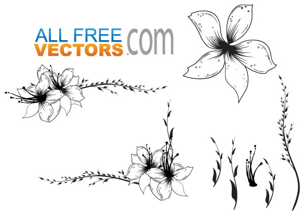 Clip Art Free Vector Clipart Images free floral clip art vector download vectors vector