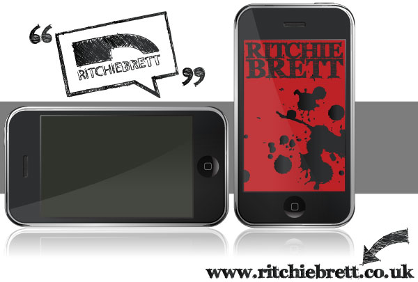 Free iPhone 3GS Vector