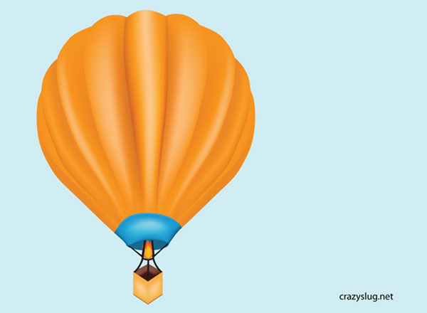 Hot Air Balloon Vectors Free
