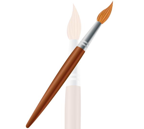 Vector Paint Brush | Download Free Vector Art | Free-Vectors