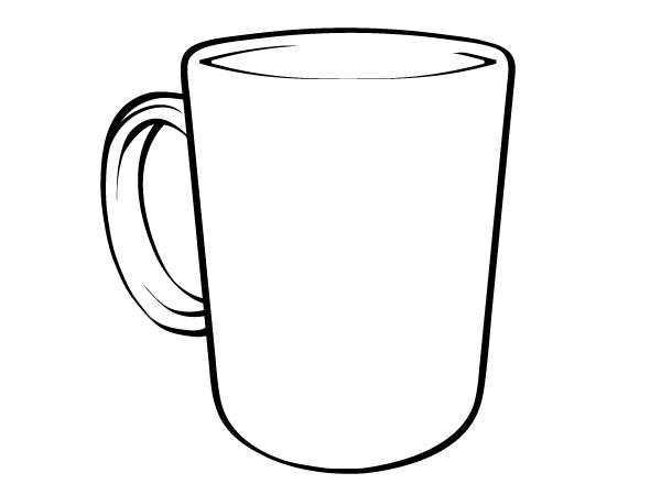 Mug Vector | Download Free Vector Art | Free-Vectors