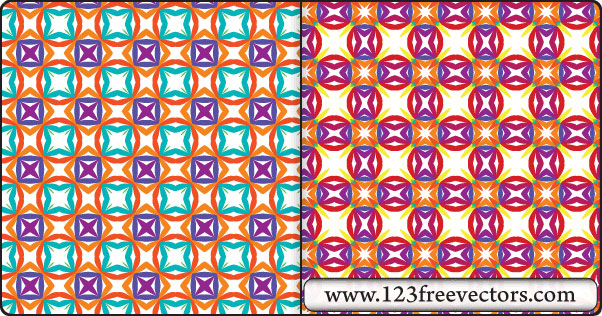 Free Seamless Vector Pattern