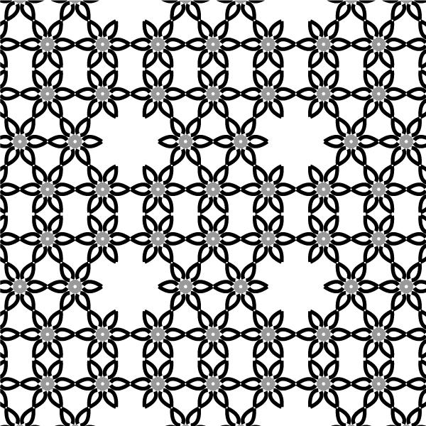 Simple vector pattern