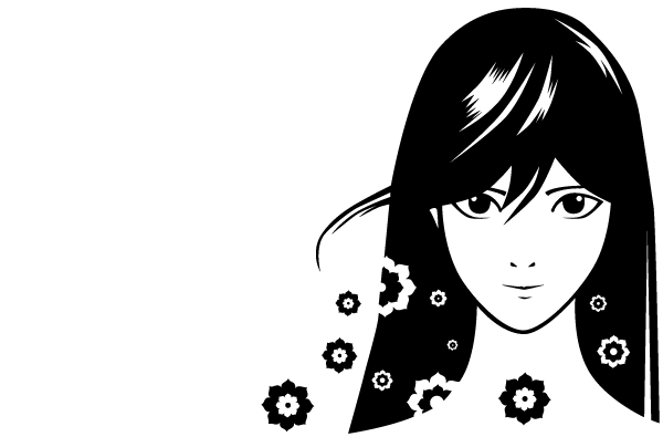 vector free download girl - photo #2