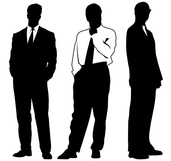 businessman clipart vector - photo #17