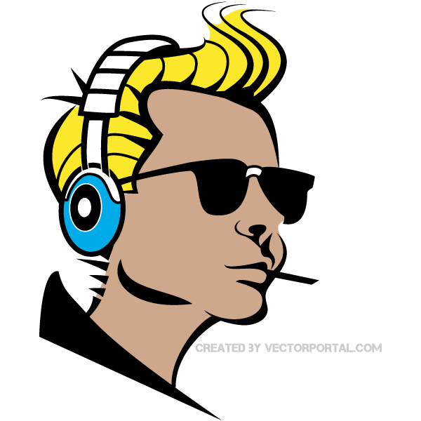 ... Photos - Listening To Music Clip Art Download 1000 Clip Arts Page 1