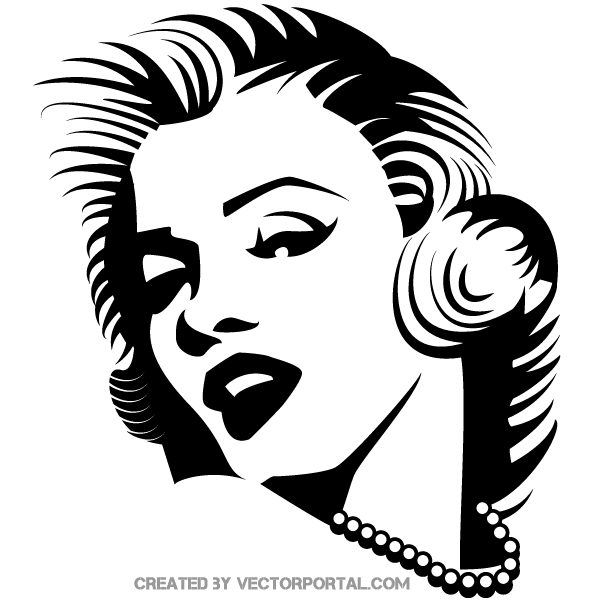 Johnny Cash Vector Marilyn Monroe Vector ...