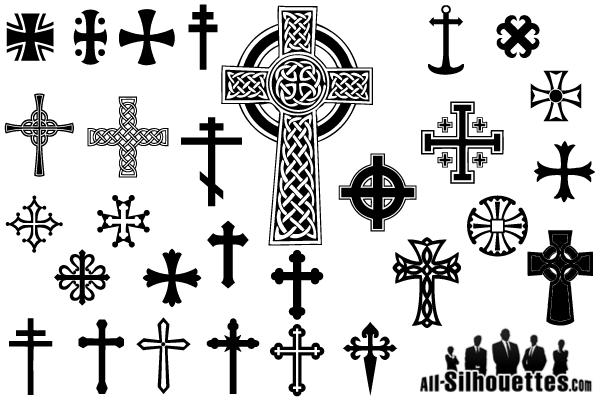 Free Crosses Vectors   Download Free Vector Art   Free-Vectors