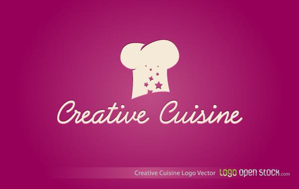 Creative Restaurant Logo Design Creative Cuisine Logo Design