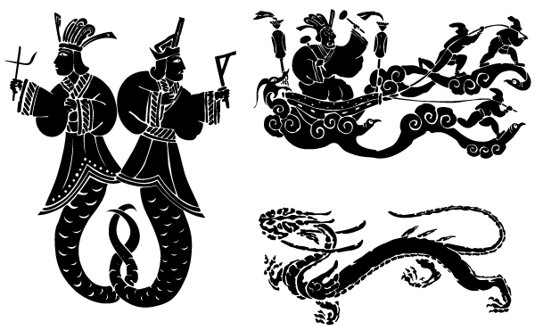 Chinese Traditional Vector Free