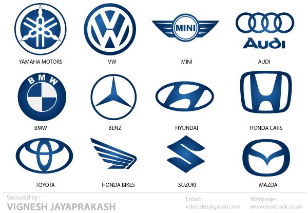 Free Automotive Logos Vector Download Free Vector Art