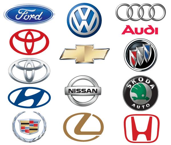 Car Branding Vector Vector Famous Car Brand Logo