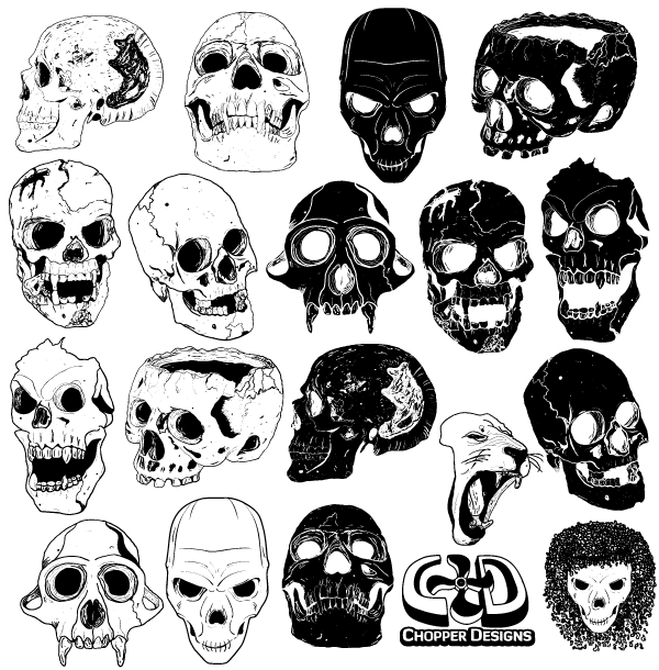 Free Skull Vector Images Download Free Vector Art Free