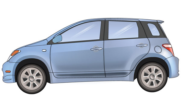 Free Car Vector Image