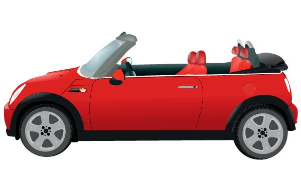 Cartoon Sports Car Pics