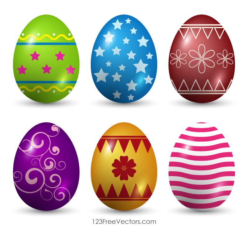 Pictures Of Decorated Easter Eggs 28