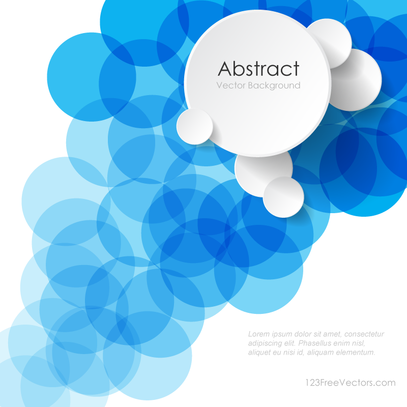 abstract background blur circle - photo #12
