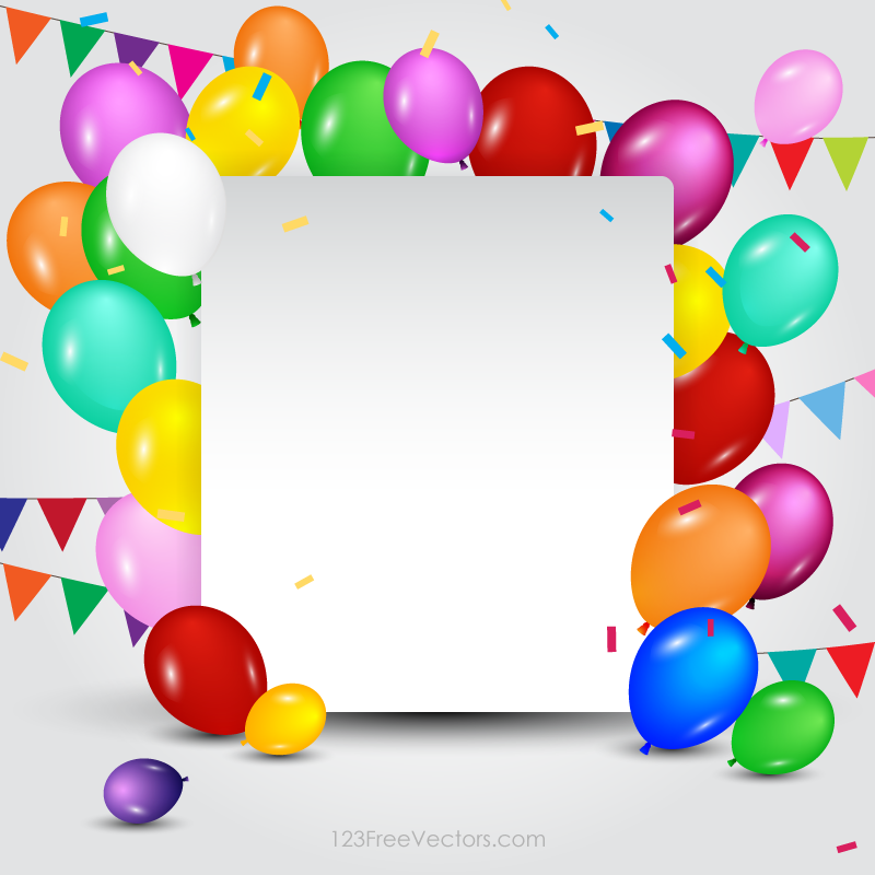 Happy Birthday Card Template Download Free Vector Art – Happy Birthday Card Templates Free