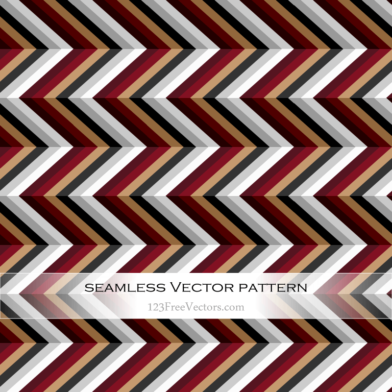 Retro Zigzag Pattern